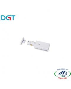 DGT Track End White