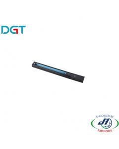 DGT 3 Circuits Track Surface 1.5M Black