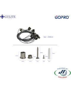 Gulite LED Panel Suspension Kit 595x595 & 1195x595