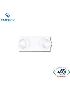 Emerex Dual Lamp Emergency Spotlight