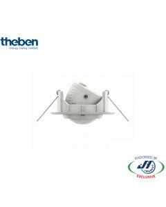 Theben 360D Indoor Detector recessed 7M - White